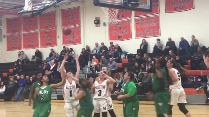 NVL girls basketball: Watertown rolls over Wilby