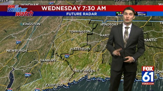 Weather forecast for Tuesday, Jan. 22