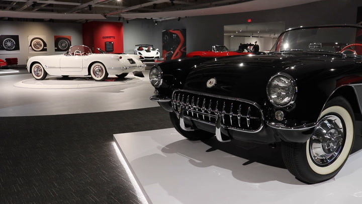 A tour of the 70-car Newport Car Museum in Portsmouth, R.I. by the museum's Vincent Moretti reveals cars ranging from the classic to the exotic.
