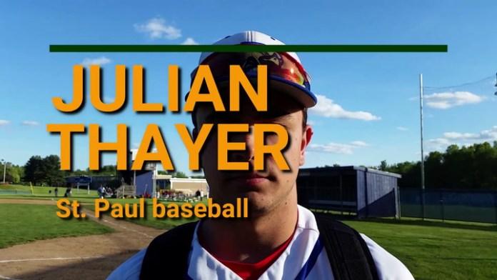 St. Paul's Julian Thayer