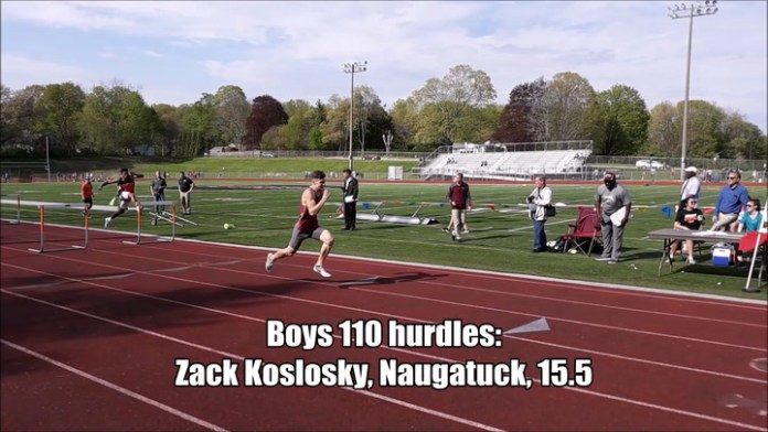 Naugy boys, Watertown girls win in track