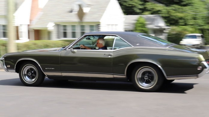 Moe Chasse of Wolcott, Conn. has owned a 1968 Buick Riviera for 49 years. He used it for cruising as teenager and now takes it to car shows. It's a person luxury car with loads of features, including a factory-installed eight-track tape player. Chasse shares it in My Ride.