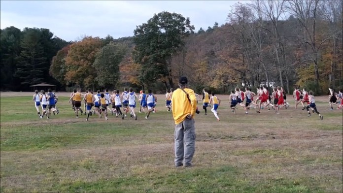 BL cross country championships