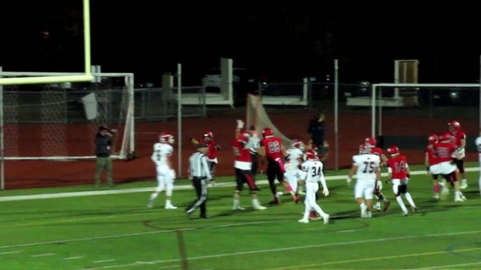 Cheshire football highlights