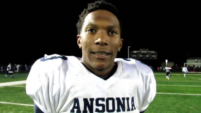 Big night for Ansonia's Shykeem Harmon