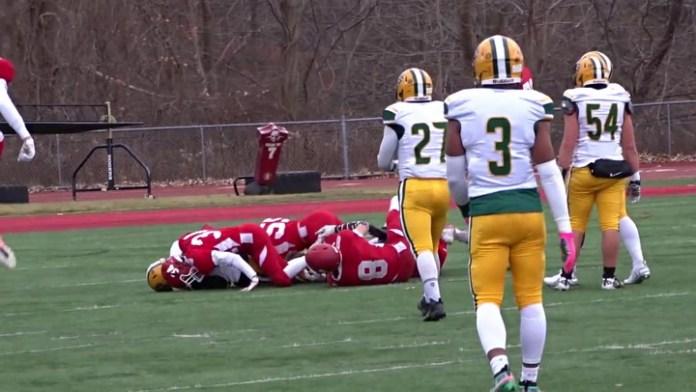 Highlights: Wolcott defeats Holy Cross