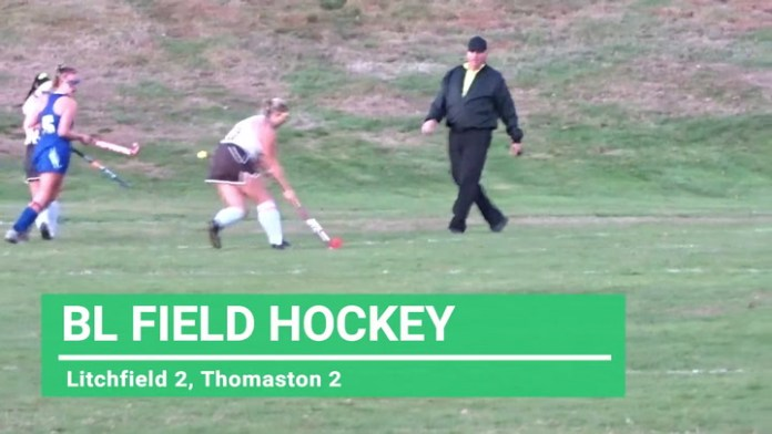 BL field hockey: Thomaston shares title with Litchfield