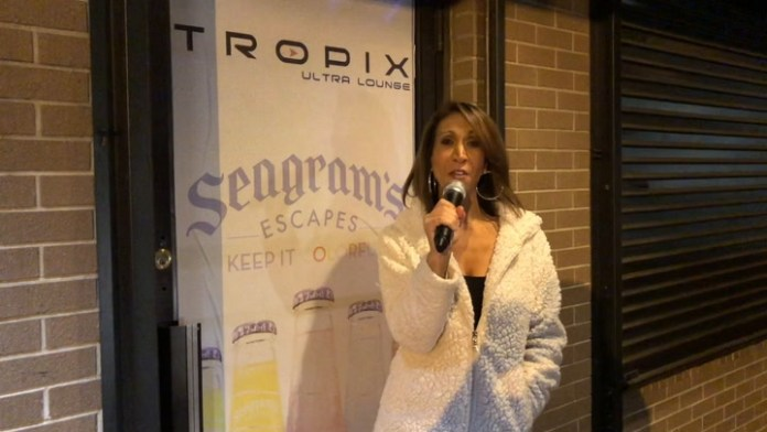 Community Karen has a partying good time at the 2nd Annual Coquito Tasting Contest.  Which Coquito reigns supreme?  Can Community Karen keep Latin rhythms with maracas?  Watch to see.