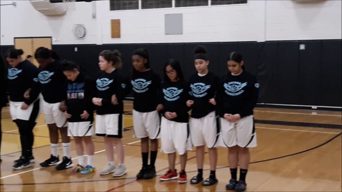 Kaynor girls remember their teammate