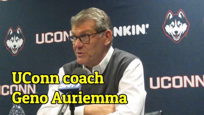 UConn coach Auriemma: New landscape of women's hoop