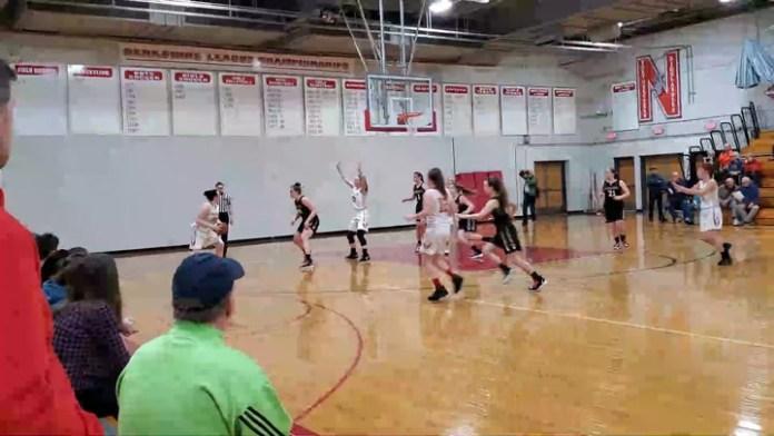 Northwestern girls highlights
