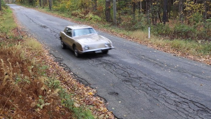 It only lasted for two years - 1963 and 1964 - but the Studebaker Avanti is a memorable model. Julio Fassio of Torrington, Conn. owns a 1963 and and Sharon Hall of East Lichfield owns a 1964. They show them off in My Ride.