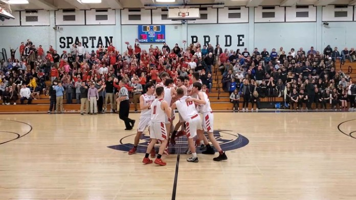 Wamogo wins BL boys tourney title