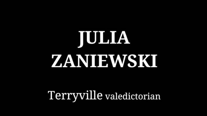 Terryville's Julia Zaniewski
