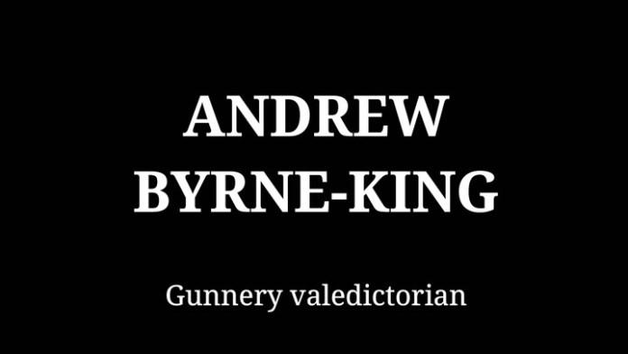 Gunnery's Andrew Byrne-King