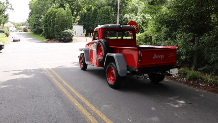 It was rust-covered, falling apart and headed for a dump when Buddy Mancinelli of Prospect, Conn. spotted a 1955 Willys Jeep pickup and decided to restore it. That was five years ago and the project took two years. Mancinelli shares the finished project in My Ride.