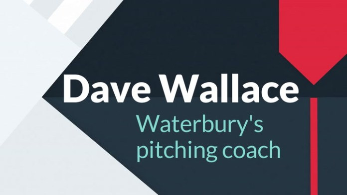 Dave Wallace tells us about some interesting days as a minor league pitching coach.