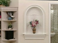 Recessed Wall Niche Decorating Ideas. Full Size Of Wall ...