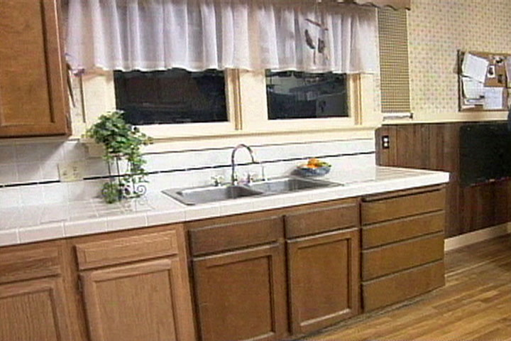 how to install tiles on a kitchen countertop diy