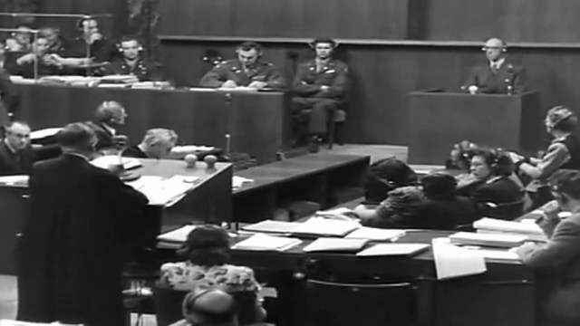 Out of the Darkness: Records of the UN War Crimes Commission