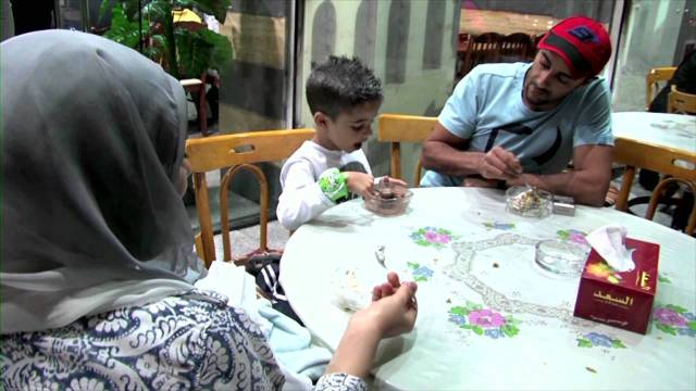 "Jordan: Sweet Memories for Syrian Refugees (3'58"") —"