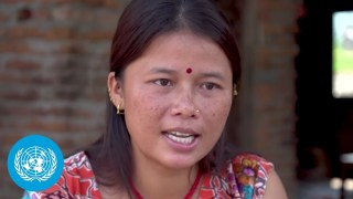 Nepal: Returned Migrant Worker Starts a New Life