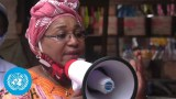Lina Ekomo – a leader for peace in the Central African Republic
