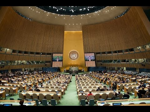 United Nations General Assembly debate (24 September, 2014)
