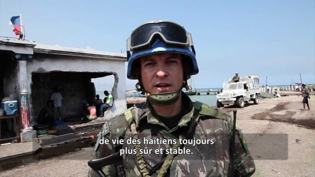 PEACEKEEPERS: Major Paulo Adriano – Brazil (POR sous-titres FR)