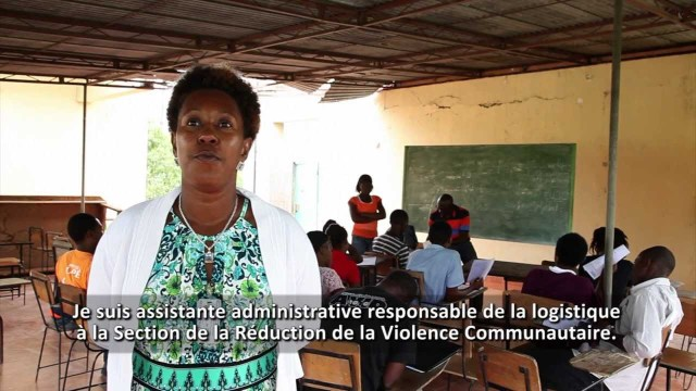 PEACEKEEPERS: Monique Excellent – Haiti (KR sous-titres FR)