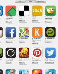 also talking tech  weed firm tops itunes app chart rh usatoday