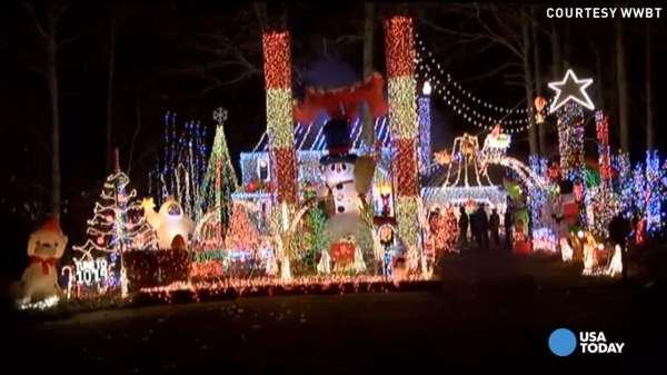 christmas lights usa # 13