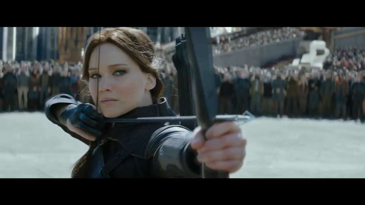 Trailer The Hunger Games Mockingjay Part 2