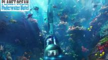 Sleep With Fish In 'under Sea' Hotel