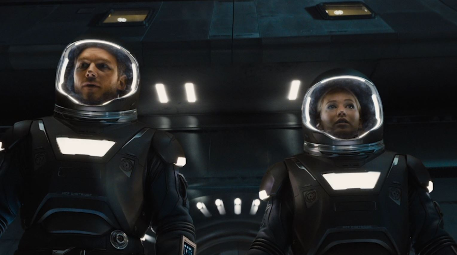 Image result for passengers movie space scene
