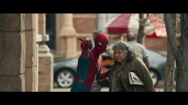 trailer spider man homecoming