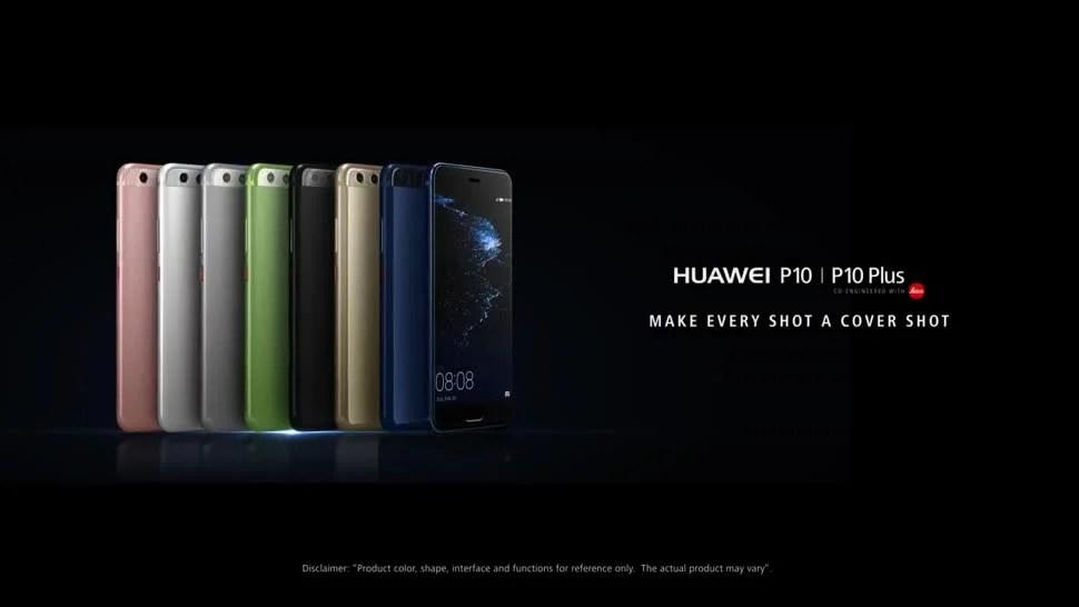 Bildergebnis für Huawei P10 Plus