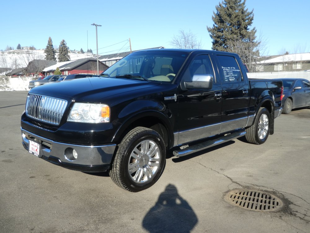 medium resolution of 2006 lincoln mark lt base truck crew cab