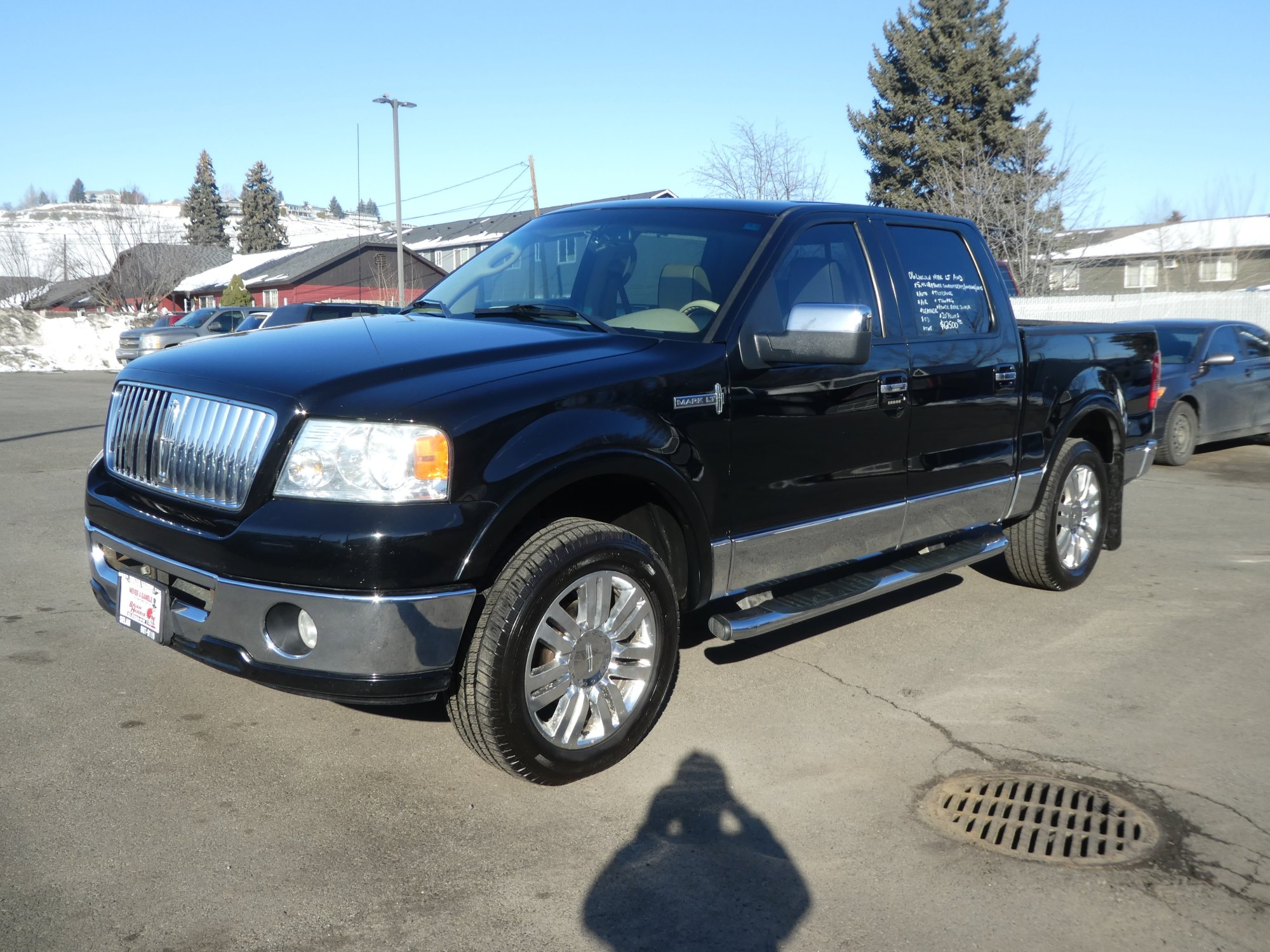 hight resolution of 2006 lincoln mark lt base truck crew cab