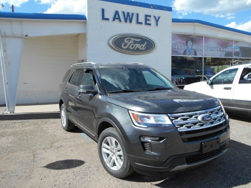 small resolution of new 2019 ford explorer xlt suv i 4 ecoboost engine in silver city nm