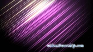 Purple Fractal Lines Background