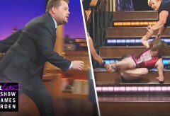 Featured Vid #58 – Katie Couric April Fools Prank On Late Late Show