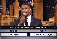 Featured Vid #93 – Musical Impressions with Jamie Foxx