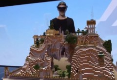 Featured Vid #112 – Minecraft Hololens Demo at E3
