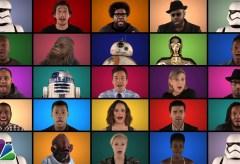 Featured Vid #244 – Jimmy Fallon & Star Wars Cast Sing Star Wars Medley