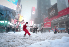 Featured Vid #273 – Snowboarding With The NYPD
