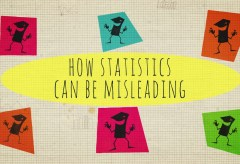 Featured Vid #265 – How Statistics Can Be Misleading