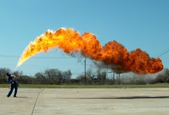 Featured Vid #327 – 50 ft Flamethrower in Slow Motion