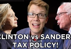 Featured Vid #339 – Clinton vs. Sanders: POLICY IS EXCITING!