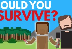 Featured Vid #360 – Could You Survive 2.5 Million Years Ago?